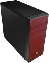 Neos - Black/Red - Kotelot - Miditower - Musta