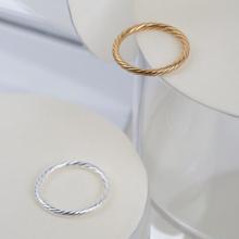 JUKSEREI - Ines Ring - Sølv