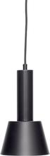 Hübsch loftlampe sort metal - Ø15 cm