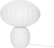Hübsch bordlampe opal hvid - ø23 cm