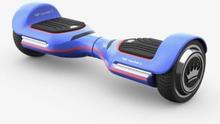 ClassyWalk® 2 Hoverboard ? Blå/Rød