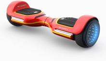 ClassyWalk® 2 LED Hoverboard - Rød/Gul