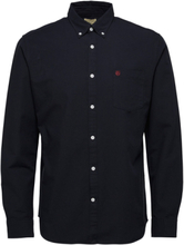 SELECTED Slhcollect Regular Fit Oxford - Shirt Men Black