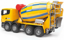 SCANIA R-series Cement mixer