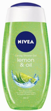 Nivea Caring Shower Gel 250 ml