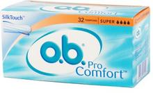 O.B. Pro Comfort Super 32 stk