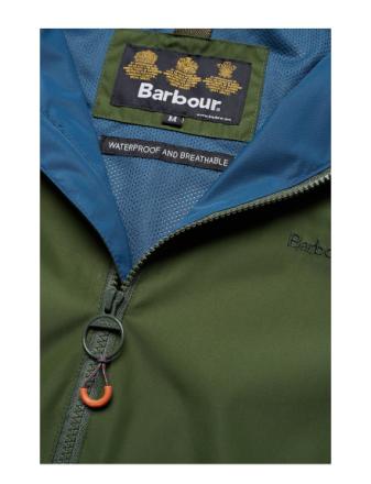 Barbour Rye Jacket