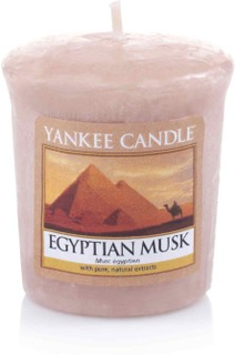 Yankee Candle Classic Mini Egyptian Musk Candle 49 g