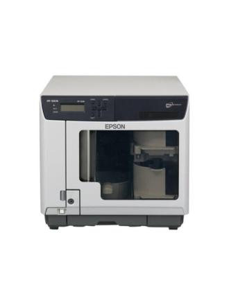 Discproducer PP-100N - DVD-RW (Brænder) - Gigabit Ethernet - Sort