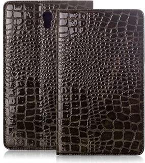 Crocodile Luxe Case - Tab S 8.4 (brun)