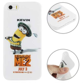 Minions TPU Cover iPhone 5/5S/SE - Kevin - Coolpriser