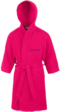 speedo Microterry Bathrobe Barn rasperry fill 4Y | 104 2020 Handdukar & Badrockar