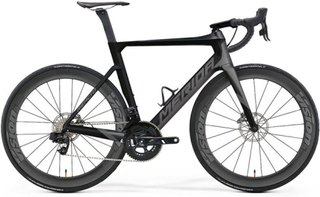 Merida Reacto Disc Force Edition svart/silver