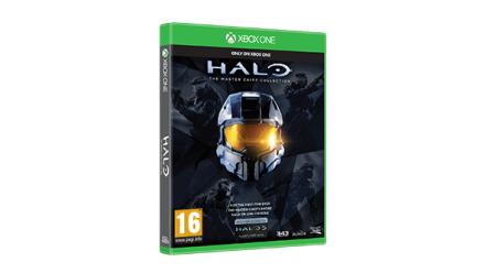 Halo: Master Chief-samleutgave for Xbox One (Blu-ray-utgave)