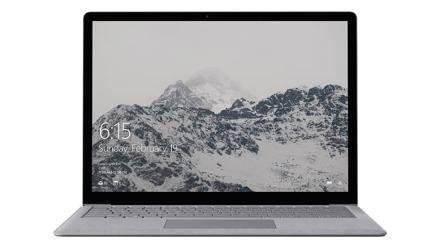 Surface Laptop - 256 GB / Intel Core i7 / 8GB RAM - Platinum