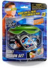 Spy Secret Mission Set