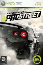 Need for Speed: Prostreet - Microsoft Xbox 360 - Racing
