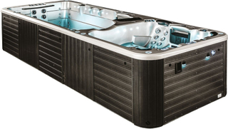Swebad Swim-Spa Hydro Zone Sterling Silver