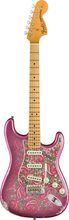 Fender 68 Strat Relic Pink Paisley