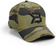 Better Bodies Baseball Caps - Camo