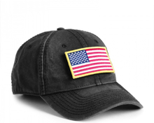 Gasp Utility Cap - Wash Black