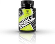Swedish Supplements Calcium Magnesium - 120 kapsler