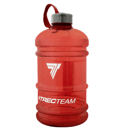 Trec Mega Bottle 01 - 2,2L Rød