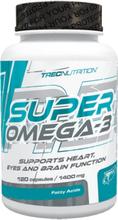 Trec Super Omega 3 - 120 kapsler - Fettsyrer