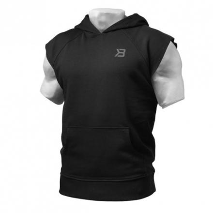 Better Bodies Hudson S/L Sweater Black - Hettegenser