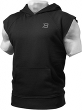 Better Bodies Hudson S/L Sweater Black - Hettegenser