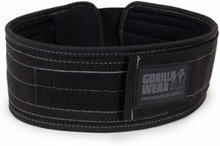 Gorilla Wear Nylon Belte