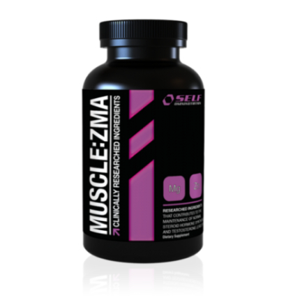 Self Muscle ZMA - 120 stk
