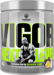Swedish Supplements Vigor - Next Level 500g - Preworkout