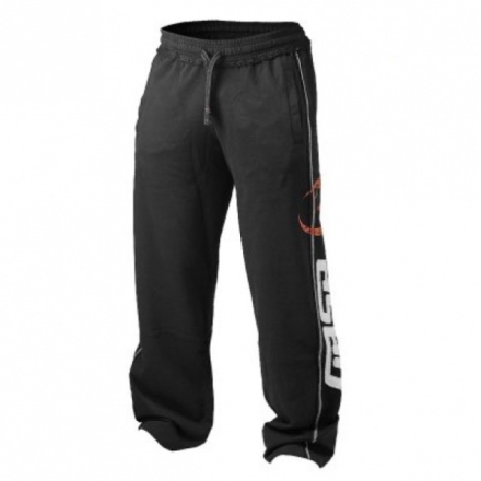 Gasp Pro Gym Pant Black - Treningsbukse