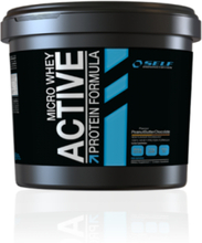 Self Micro Whey Active 4 kg - Isolate Proteinpulver