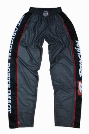 "Brachial Pants ""Image"" Black / Grey - Treningsbukse"