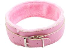 Koppel & halsband - Pink