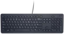 KB113 Nordic - Black - Tastatur - Nordisk - Svart