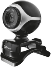 Exis Webcam - Black / Silver