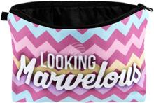 Cosmetic bag – looking marvelous