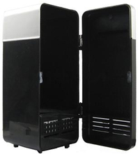 USB køleskab (Sort)