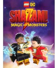 LEGO DC Shazam: Magic and Monsters with Mini-figure
