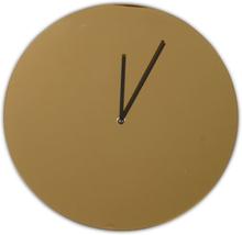 Klocka Gyllene - Guld
