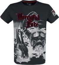 Mercyful Fate - 9 -T-skjorte - svart
