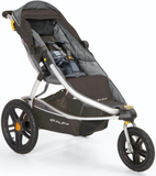 Burley Solstice barnvagnar grå/svart 2017 Joggingv