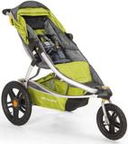 Burley Solstice barnvagnar grå/grön 2017 Joggingva