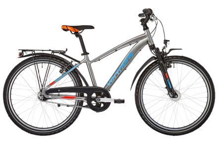 Vermont Madoc 24 NX lasten polkupyörä , harmaa/sininen 36 cm 2018 Lasten kulkuneuvot
