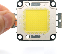 10W 20W 30W 50W 70W 100W Led chip for Integrated Spotlight 12v/36v DIY Projector Outdoor Flood Light Super bright Full power