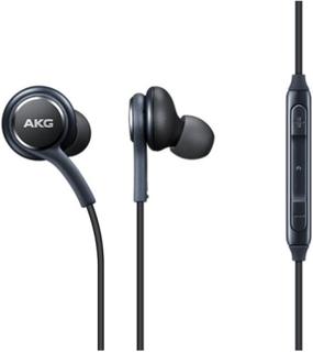 AKG Hörlurar In-Ear till Samsung S8-S8+ (EO-IG955-HF), Svart