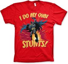 Batman - I Do My Own Stunts T-Shirt, Basic Tee